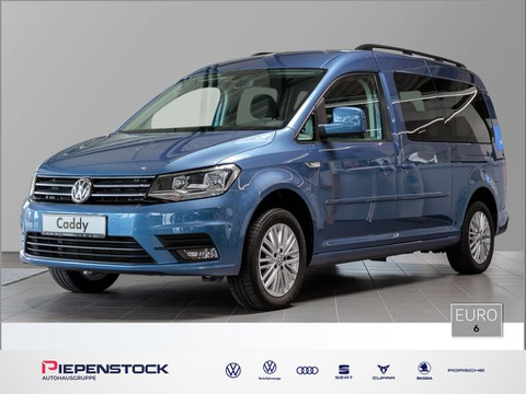 Volkswagen Caddy 1.4 TSI Maxi