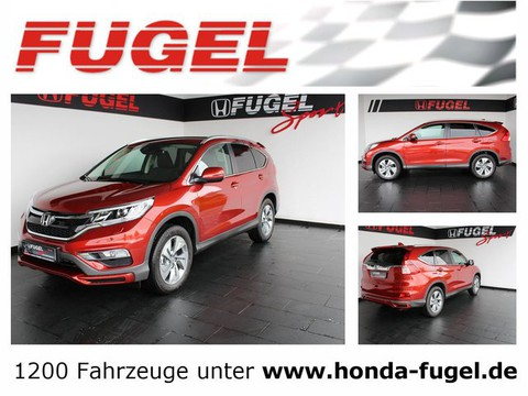 Honda CR-V 2.0 Lifestyle Plus Fahr paket |