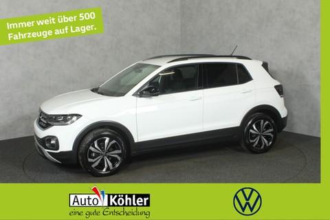 Volkswagen T-Cross Active Digital Scheinwe