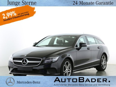 Mercedes CLS 220 d SB Sport-Paket Spiegel-Pa