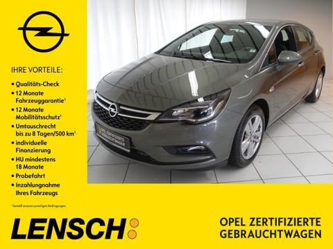 Opel Astra 1.4 K 5T Dynamic AUTOMATIK