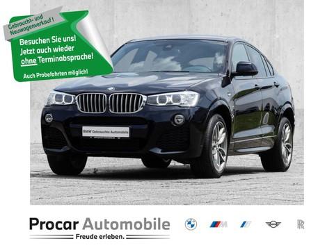 BMW X4 xDrive35d M Sportpaket 19 LMR