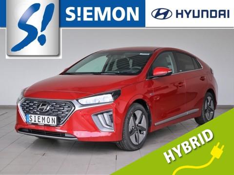 Hyundai IONIQ Hybrid FL Style Blue-Link eCall