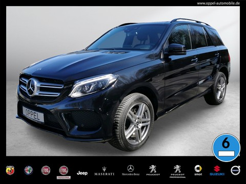Mercedes-Benz GLE 350 d AMG Line