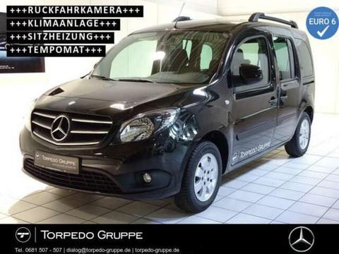 Mercedes Citan 111 TOURER ED RFKAM CHROM