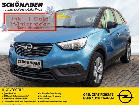 Opel Crossland X 1.2 S S EDITION INTELLILIN