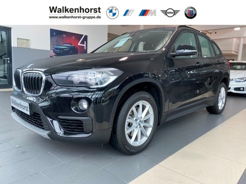BMW X1 sDrive 18i BusinessPaket KomfortZugang