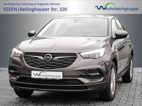 Opel Grandland X 1.2 Edition Spurassistent