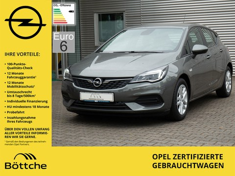 Opel Astra 1.2 Turbo Edition