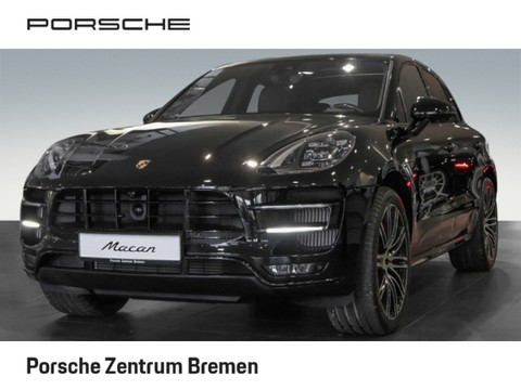 Porsche Macan Turbo Panaorama