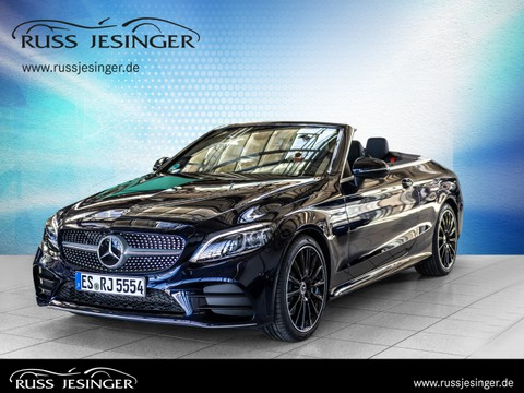 Mercedes-Benz C 300 Cabriolet AMG Line