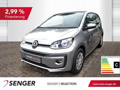 Volkswagen up 1.0 move up EURO 6d