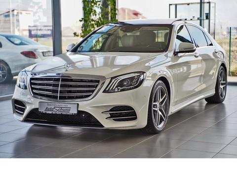 Mercedes-Benz S 400 d L AMG--BURMESTER-SITZKLIMA-FAHRAS