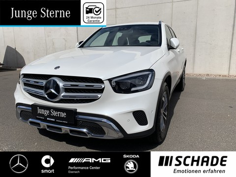 Mercedes-Benz GLC 220 d Spiegel-P Business-P