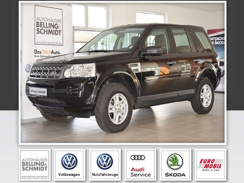 Land Rover Freelander 2.2 TDI Felgen
