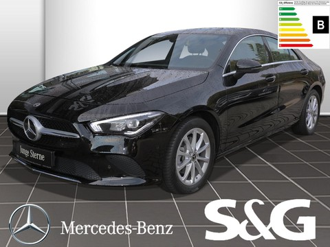 Mercedes-Benz CLA 200 Coupé PROGRESSIVE MBUX