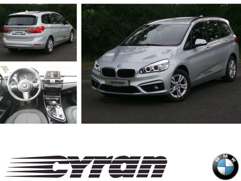 BMW 216 Gran Tourer Advantage Vorn MF Lenkrad