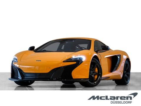 McLaren 650S Coupe McLaren Orange Carbon Fibre