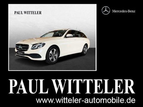 """Mercedes-Benz E 220 d T """"Das Taxi"""""""