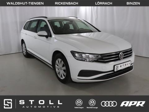 Volkswagen Passat Variant 1.6 TDI Start-Stop-Automatik