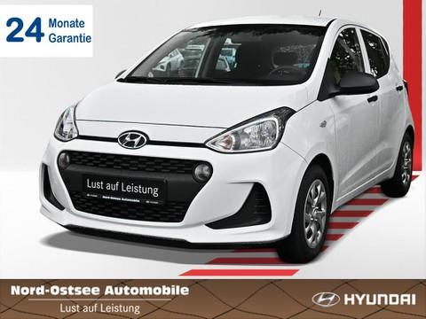 Hyundai i10 1.0 Basis