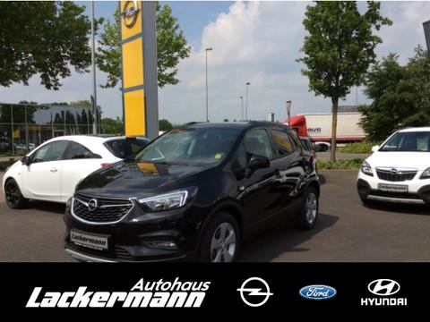 Opel Mokka 1.4 X hinten