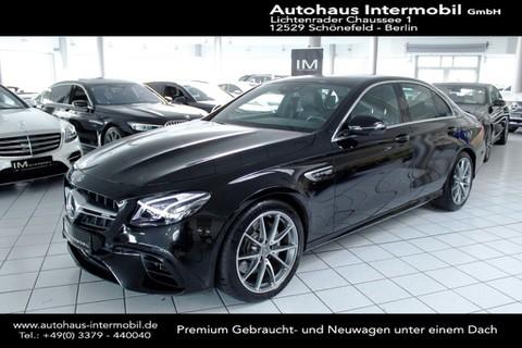 Mercedes-Benz E 63 AMG Speedshift °