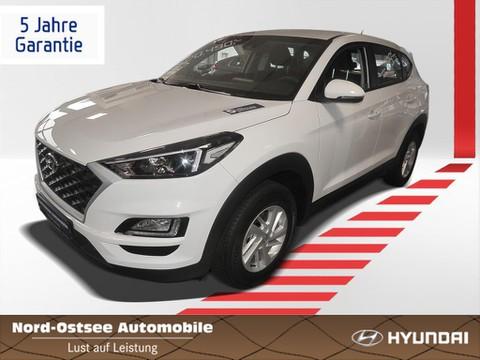 Hyundai Tucson Select Freisprechanl