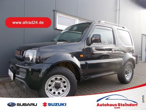 Suzuki Jimny 1.3 Comfort Automatik