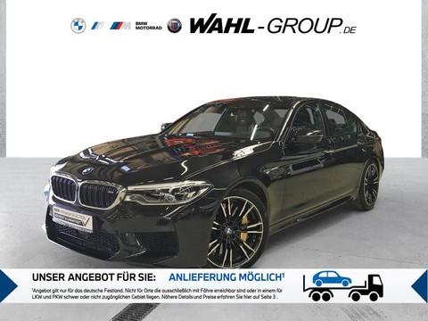 BMW M5 Limousine Gestik Vollleder Merino Night Vision