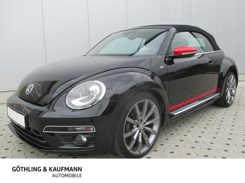 Volkswagen Beetle 1.4 TSI Cabrio R Line
