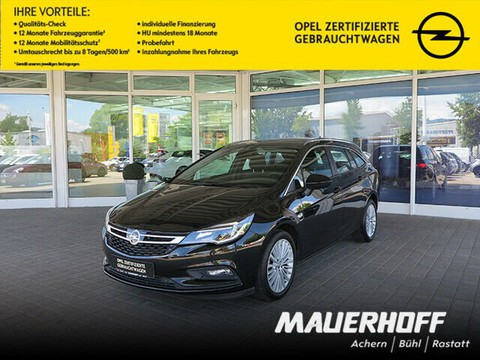 Opel Astra K ST Active S S | | |