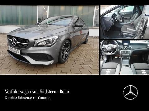 Mercedes CLA 200 Coupé PEAK AMG Nightp