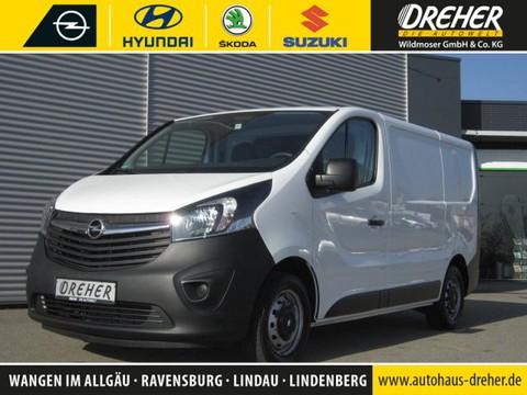 Opel Vivaro Vorbereitung