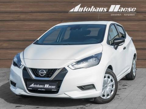 Nissan Micra 1.0 Visia Plus IG-T EU6d