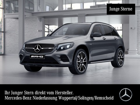 Mercedes-Benz GLC 43 AMG Sportpaket