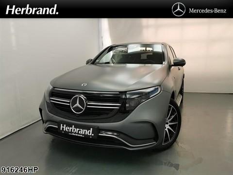 Mercedes-Benz EQC 400 AMG MATT GARANTIEVERL