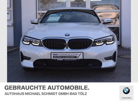 BMW 320 d Sport Line Live Prof
