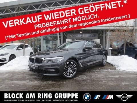 BMW 540 i xDrive Limousine ALED HiFi DA
