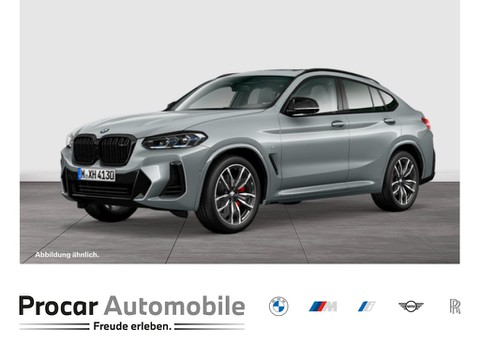 BMW X4 M40 i Komfortzg