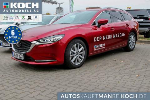 Mazda 6 SKY-D 184PS Sports 2018