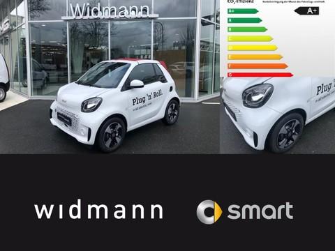 smart ForTwo EQ Cabrio Passion