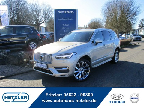Volvo XC 90 T6 AWD Inscription
