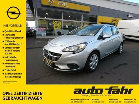 Opel Corsa E Edition beheizbares Lenkrad & Sitz