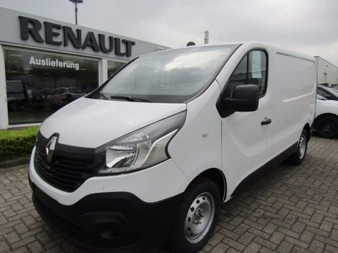 Renault Trafic dCi120 L1 Engelbert Edition Holzboden