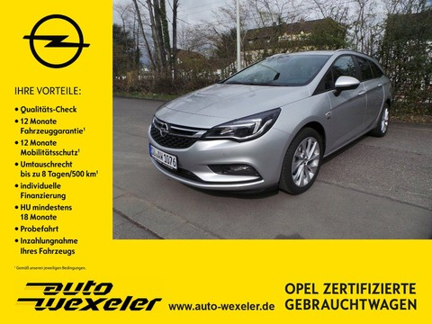 Opel Astra K ST 120 Jahre S S