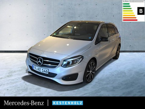 Mercedes B 220 d Urban 18