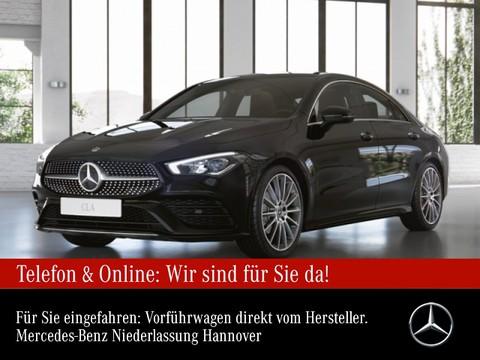 Mercedes-Benz CLA 180 Cp AMG Laderaump Spurhalt