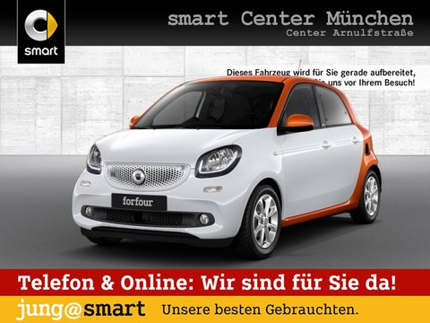 smart ForFour 60kWed passion