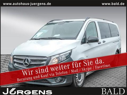 Mercedes-Benz Vito 114 TOURER KOMBI PRO EXTRALANG 2xKLIMA